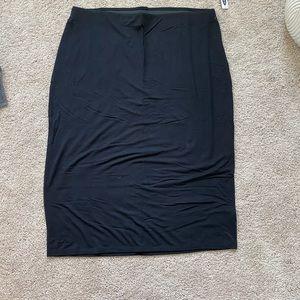 NWT ON black skirt